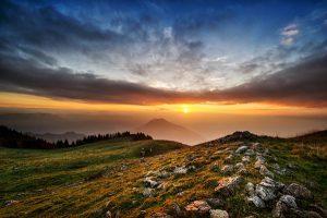 Fotografo di paesaggi natura luoghi